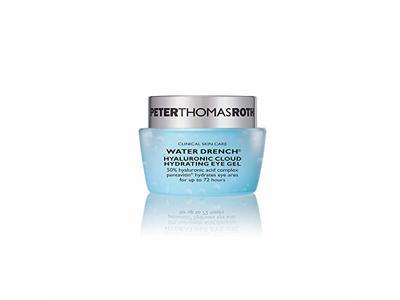 Peter Thomas Roth Water Drench Hyaluronic Cloud Hydrating Eye Gel, 0.5 fl oz/15 mL