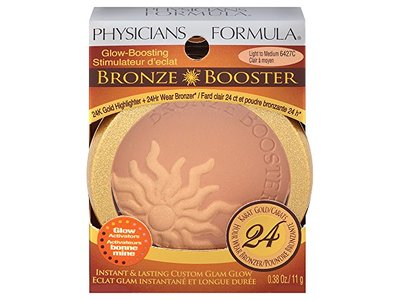 Physicians Formula Bronze Booster 2-in-1 Bronzer and Highlighter, Light to Medium, 0.38 Ounce - Image 9