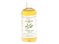 Nourish Moisturizing Wash, Eucalyptus Mint, 18.5 oz - Image 2