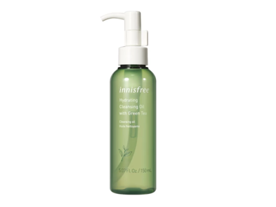 Innisfree Hydrating Cleansing Oil with Green Tea, 5.07 fl oz/150 mL