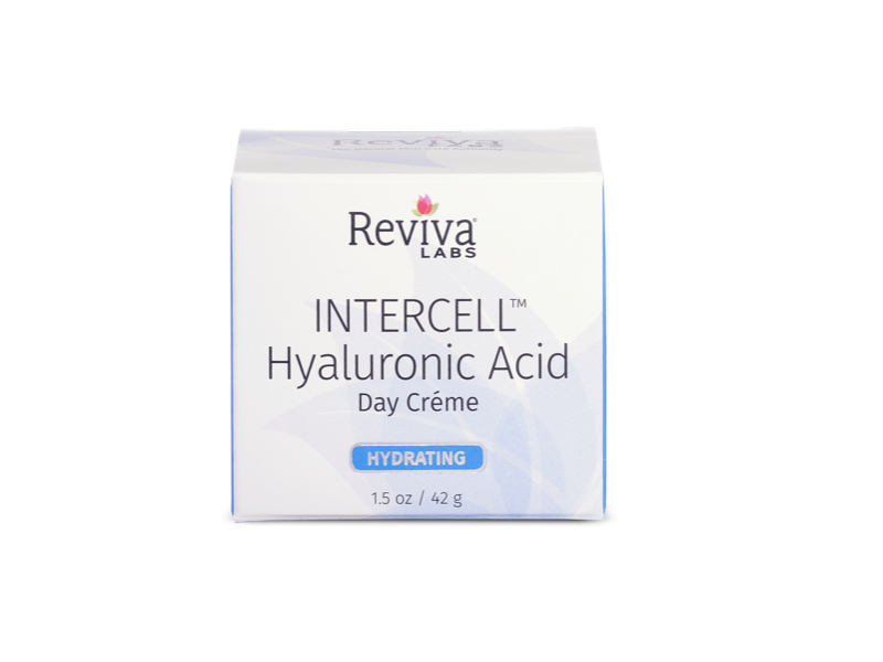 Reviva Labs InterCell Day Cream with Hyaluronic Acid