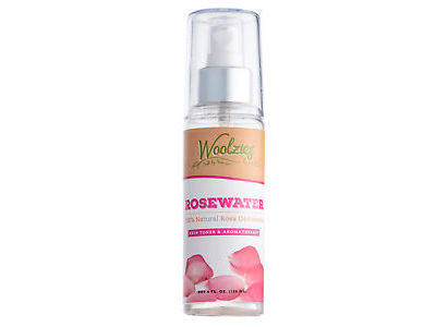 Woolzies Natural Rose Water, Toner and Moisturizer for Face
