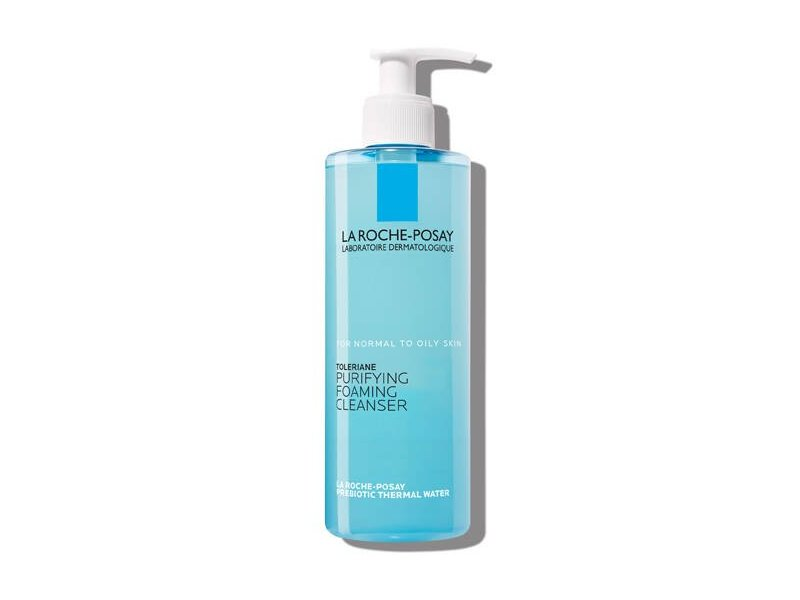 La Roche-Posay Toleriane Purifying Foaming Face Cleanser Oily Skin