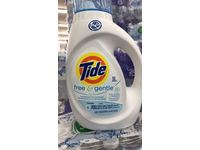 Tide Free & Gentle Liquid Laundry Detergent, 32 loads 46 fl oz - Image 5