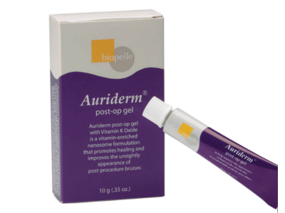 Biopelle Auriderm Post-Gel, 10 g (0.35 oz)