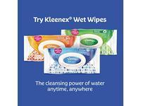 Kleenex Lotion Facial Tissues, Cooling, Coconut Oil, Vitamin E, Cube Box, 45 ct - Image 10