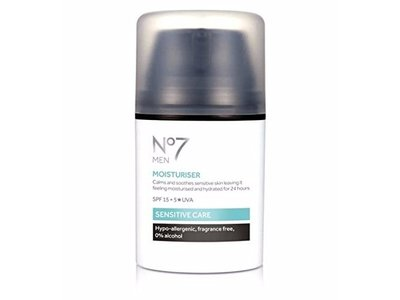 Boots No7 Men Sensitive Care Moisturiser