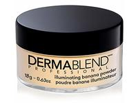 Dermablend Illuminating Banana Powder, Loose Setting Powder, 0.63 Oz. - Image 1