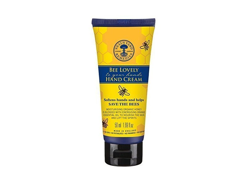 Neals Yard Remedies Bee Lovely Hand Cream, 50ml