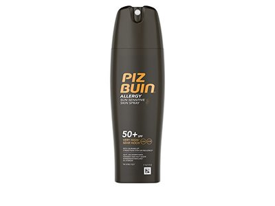 PIZ Buin Allergy Sun Sensitive Skin Spray SPF50+, 200ml / 6.7 fl. oz.