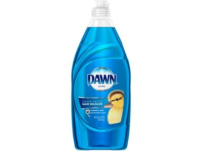 Dawn Ultra Dishwashing Liquid Dish Soap, Original Scent, 19.4 fl oz - Image 1