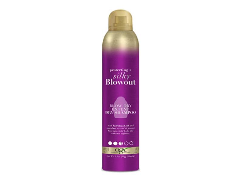 OGX Protecting+Silk Blowout Dry Shampoo, 5 oz Ingredients