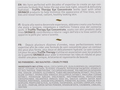 Skin & Co Roma Truffle Therapy Eye Concentrate, 0.5 fl. oz. - Image 5