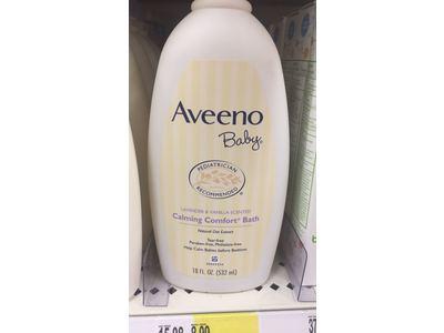 Aveeno Baby Tear-free Calming Comfort Bath, 18 fl oz - Image 3