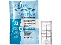 Water Works Water Activated Permanent Powder Hair Color, #23 Natural Dark Brown, .21 oz - Image 5