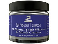 Zen Principle Natural Charcoal Tooth Whitening Powder & Mouth Cleanser - Image 2