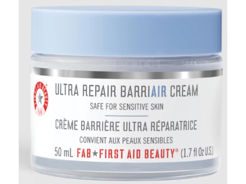First Aid Beauty Fab Ultra Repair BarriAir Cream, 1.7 fl oz / 50 ml