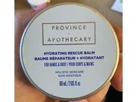 Province Apothecary Hydrating Rescue Balm, 2 fl oz/60 mL - Image 3
