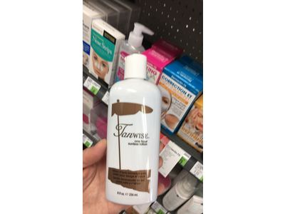 Tanwise One Hour Sunless Lotion