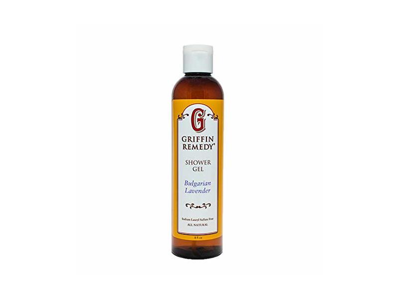 Griffin Remedy Bulgarian Lavender Shower Gel, 8 fl oz
