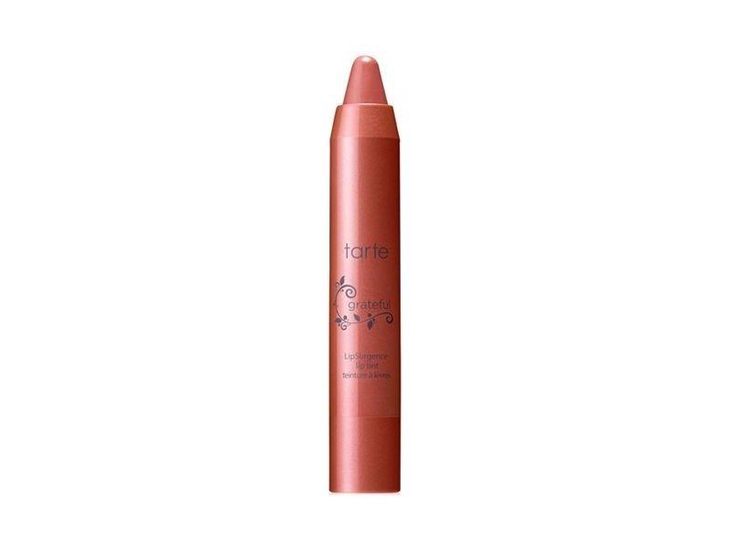 Tarte LipSurgence Lip Tint, Grateful, 0.10 oz / 3 g