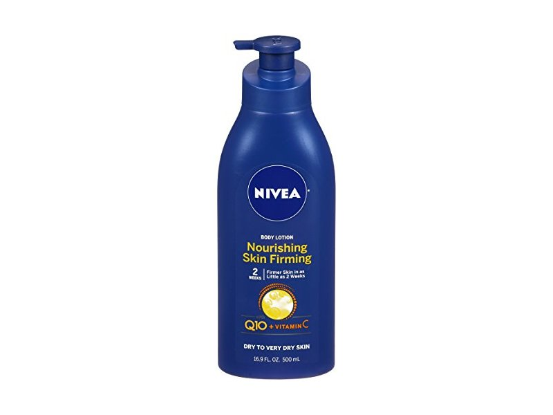 Nivea Nourishing Skin Firming Body Lotion, 16.9 Fluid Ounce