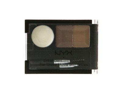 NYX Eyebrow Cake Powder, Blonde, 0.09 oz