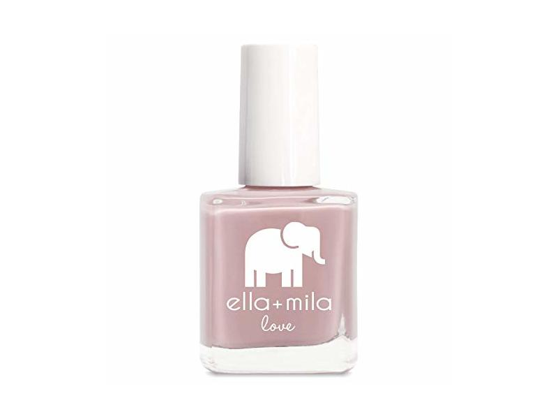 Ella+Mila Love Nail Polish, Sugar Fairy, 0.45 fl oz