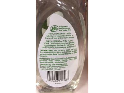 Total Home Earth Essentials Liquid Dish Soap, 9 fl oz - Image 4