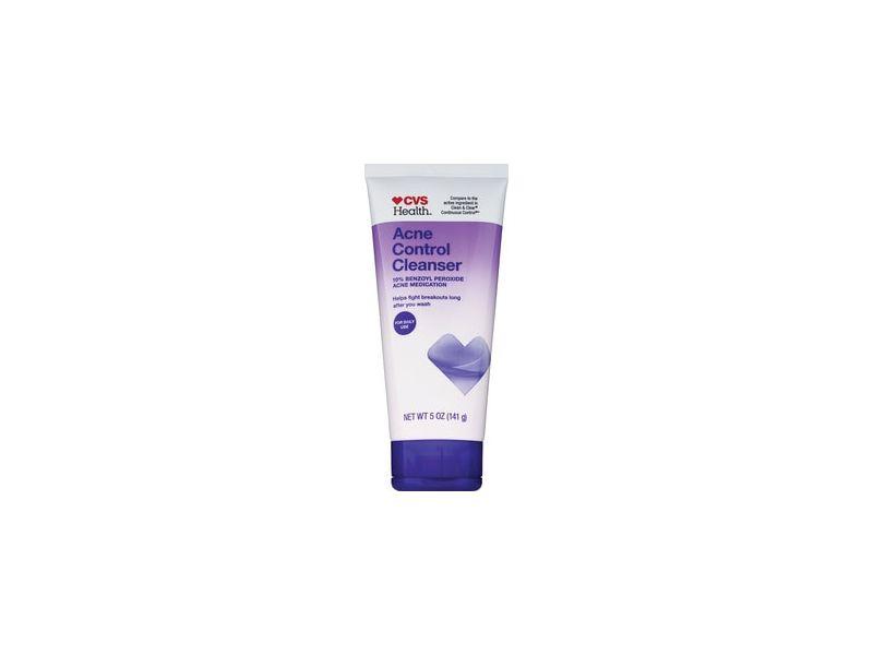 CVS Health Acne Control Cleanser