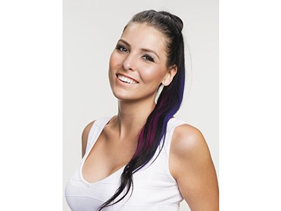 L'Oreal Paris Hair Color Colorista 1-Day Spray, Purple, 2 Ounce - Image 4