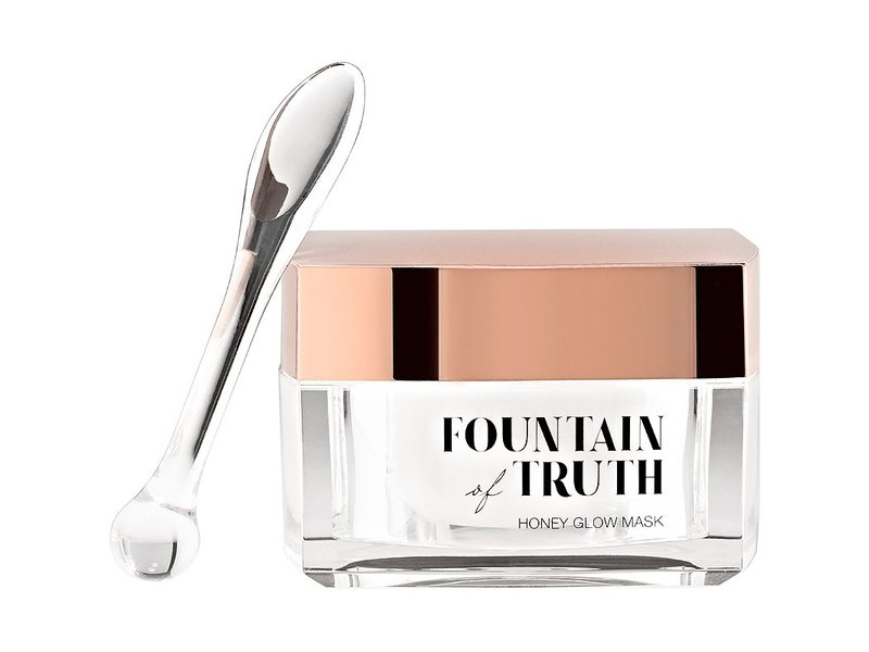 Fountain of Truth Honey Glow Mask, 1.7 oz
