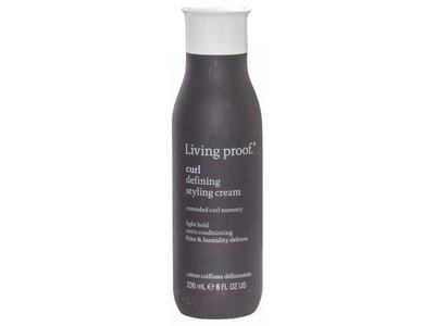 Living Proof Curl Defining Styling Cream for Unisex, 8 fl oz US