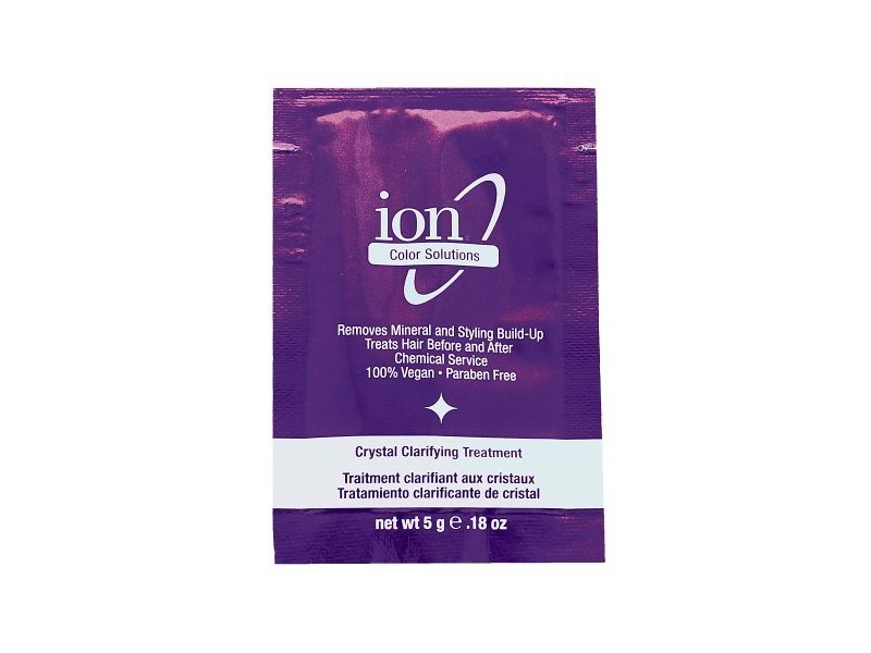 Ion Color Solutions Crystal Clarifying Treatment