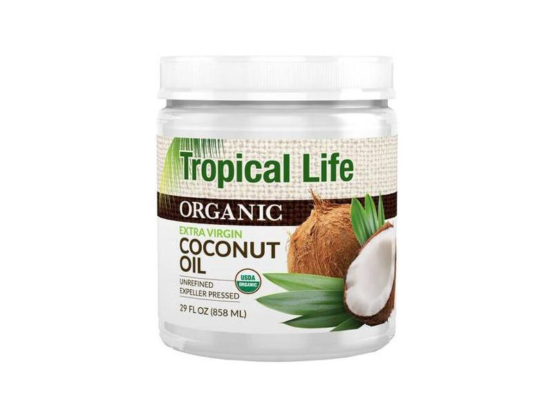 Topical Life Organic Coconut Oil