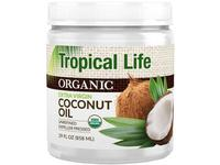 Topical Life Organic Coconut Oil - Image 2