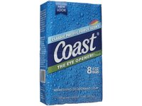 Coast 8-Bar Soap Pacific Force / Original 4 Ounce - Image 2