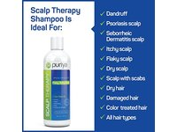 Puriya Scalp Therapy with Tea Tree Oil, 16 fl oz - Image 4