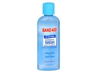 Band-Aid Antiseptic Wash, Hurt-Free, 6 fl oz - Image 2