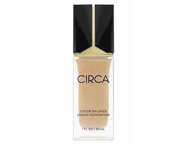 Circa Beauty Color Balance Liquid Foundation, 05 Golden Beige, 1 fl oz