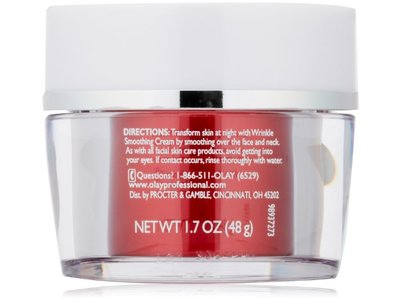 Olay Professional Pro-X Wrinkle Smoothing Cream Anti Aging 1.7 Oz - Image 6