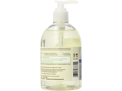 Clearly Natural Liquid Glycerine Soap, Unscented, 12 Ounce - Image 5
