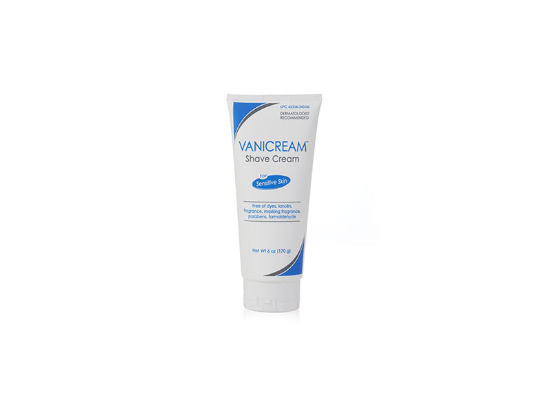 vanicream shave cream pharmaceutical specialties inc ingredients