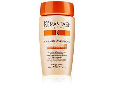 Kerastase Nutritive Bain Nutri-Thermique Intensive Nutrition Shampoo 8.5 oz