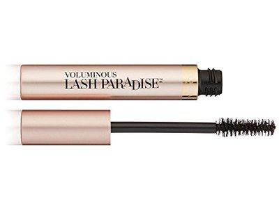 L'Oréal Paris Voluminous Lash Paradise Washable Mascara, Black Brown, 0.28 fl. oz. - Image 3