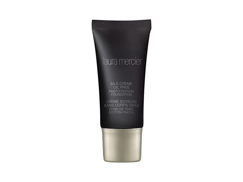 Laura Mercier Silk Creme Oil Free Photo Edition Foundation - Medium Ivory 1oz (30ml)