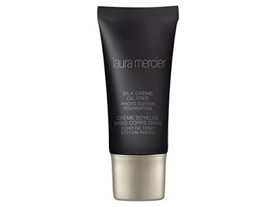 Laura Mercier Silk Creme Oil Free Photo Edition Foundation - Medium Ivory 1oz (30ml) - Image 1