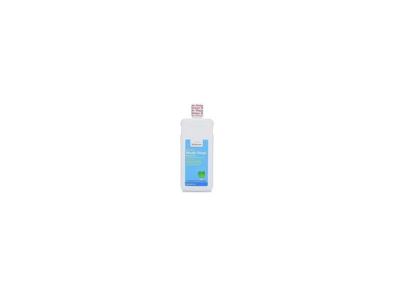 Walgreens Dry Mouth Mouthwash, 33.8 oz