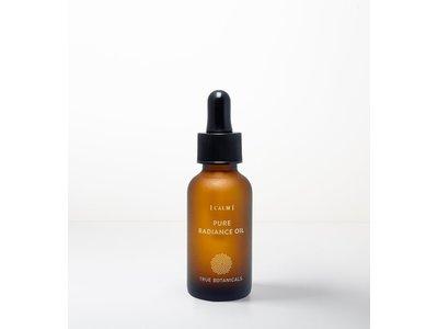 True Botanicals Calm Pure Radiance Oil, 1 fl oz