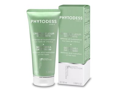 Phytodess Paris Gold-Shea Day Cream, All Hair Types, 3.38 fl oz